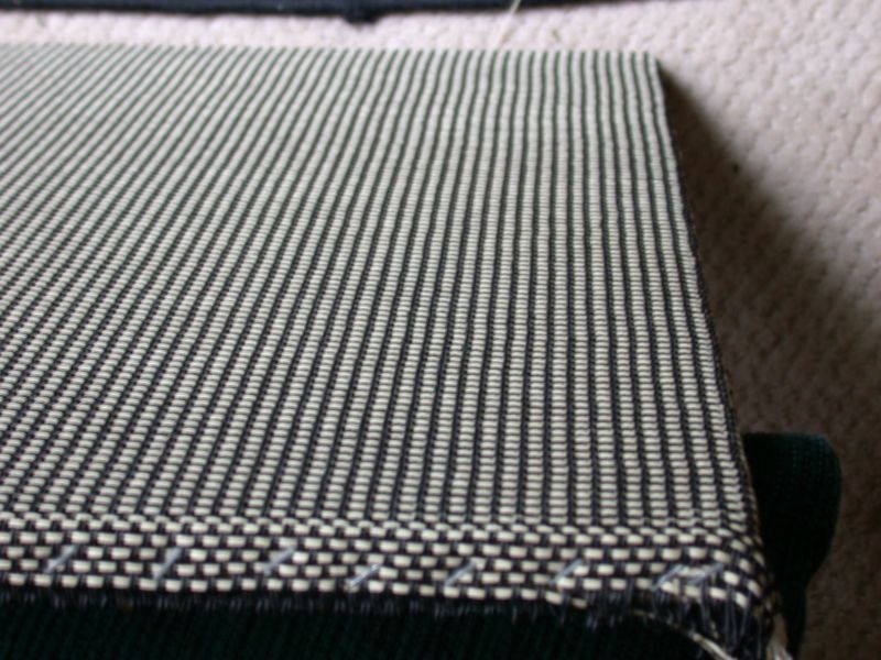 Marshall Basketweave grill cloth installation 101 | The Gear Page